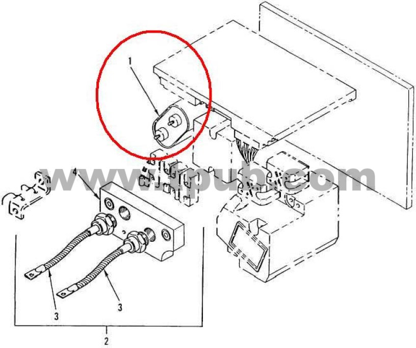 5910 01 132 3235 Capacitor Fixed Air Dielectric